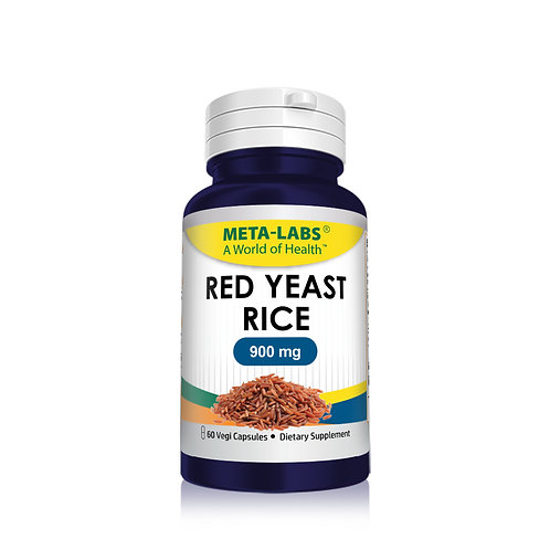 Wholesale RED YEAST RICE 60 CAPSULLES 955A.