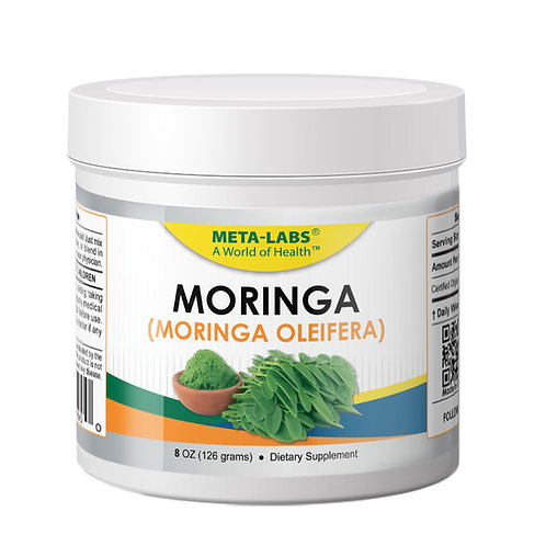 MORINGA POWDER-8, CERTIFIED ORGANIC MORNINGA LEAF POWDER