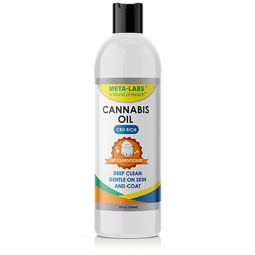 CANNABIS OIL PET CONDITIONER 8 ounce