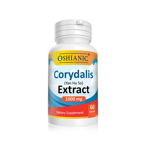 Corydalis Extract 60ct