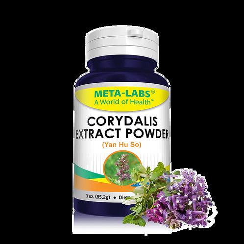 CORYDALIS EXTRACT POWER 3oz