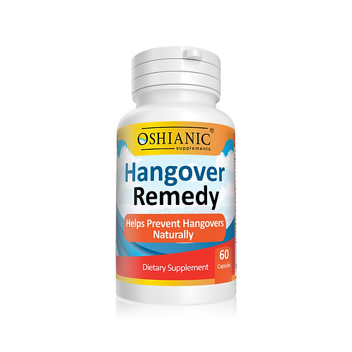 Hangover Remedy 60ct