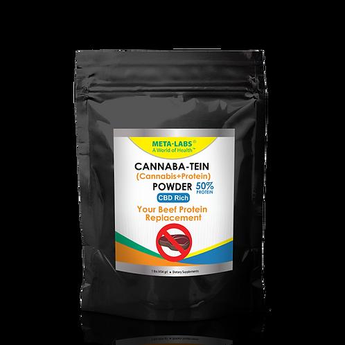 Cannaba-Tein PROTEIN POWDER 1 lb