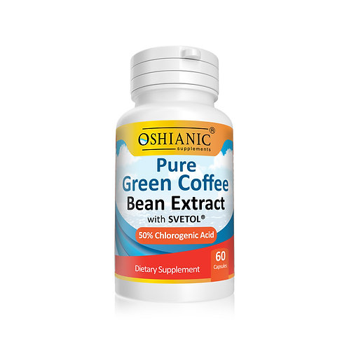 Pure Green Coffee Bean Extract 60ct