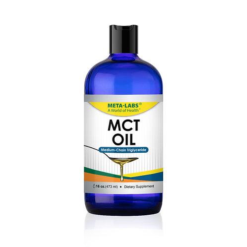 MCT OIL-16, CAPRILLIC ACID, 100% MCT OIL