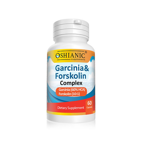 Garcinia & Forskolin Complex 60ct