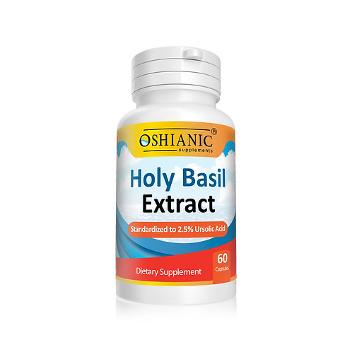 Holy Basil Extract 60ct
