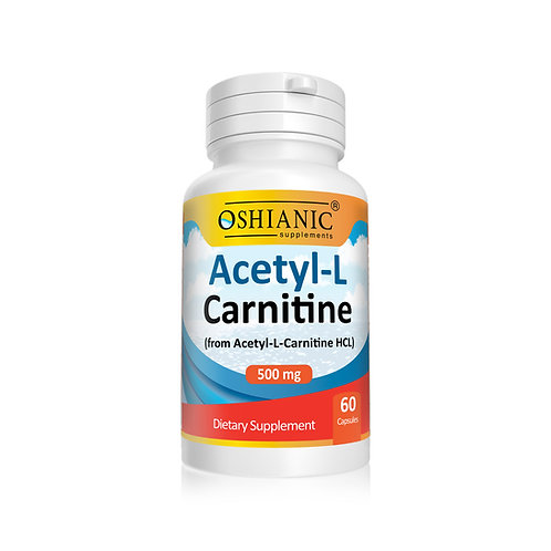 Acetyl-L Carnitine 60ct