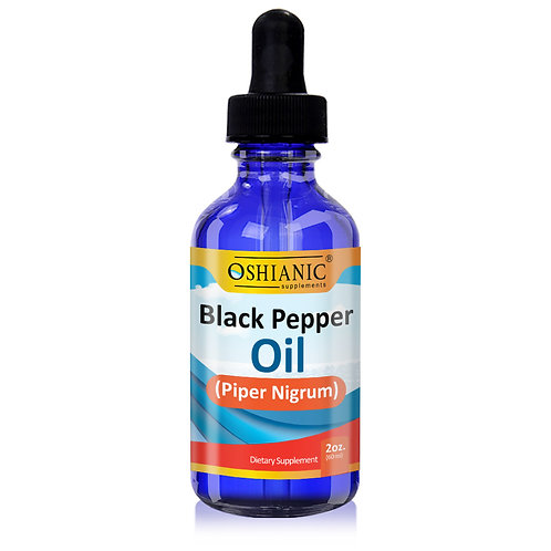Black Pepper Oil 2oz