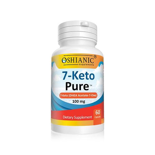 7 - Keto Pure 60ct