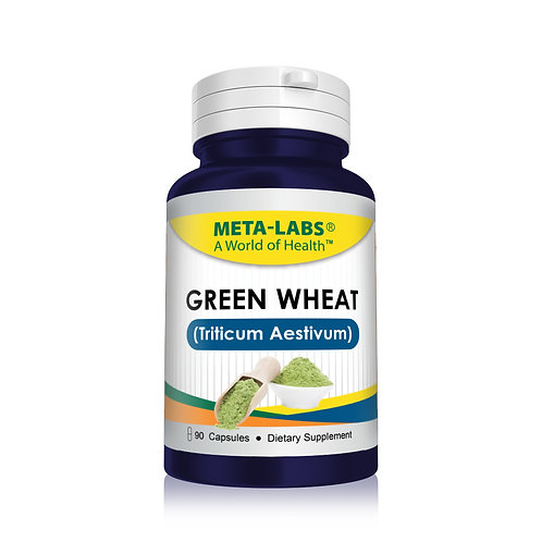 GREEN WHEAT, 90 CT