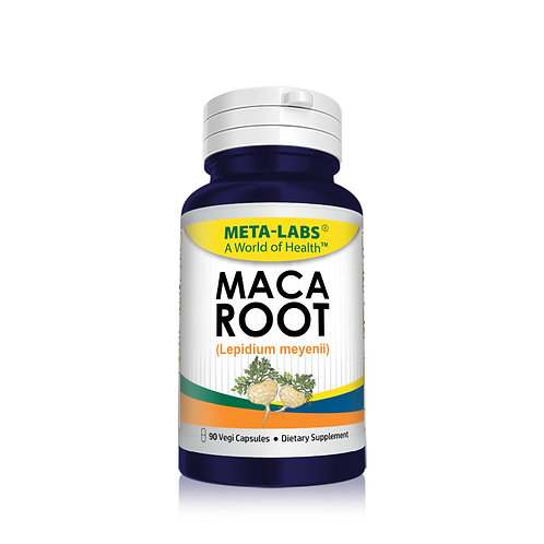 MACA ROOT EXTRACT 4:1 (500 mg) 90 CT, MACA ROOTS 4:1