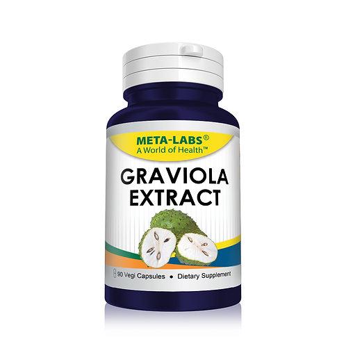 GRAVIOLA (500 mg)-90, GRAVIOLA  EXTRACT (GUANABANA EXTRACT)
