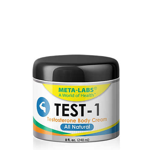 TEST-1 TESTOSTERONE BOOSTER 8 FL OZ