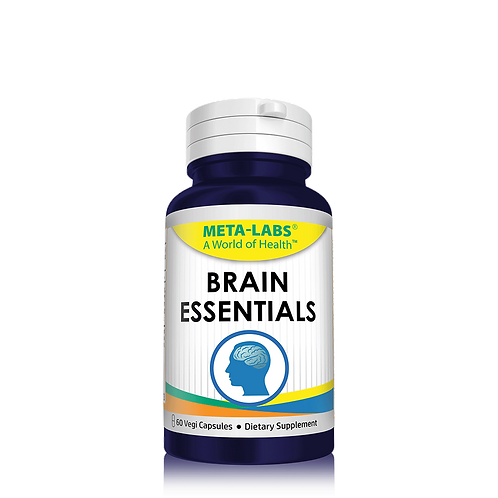 BRAIN ESSENTIALS, 60 CT, BIOTIN, VITAMIN B-6, VITAMIN B-12, MAGNESIUM