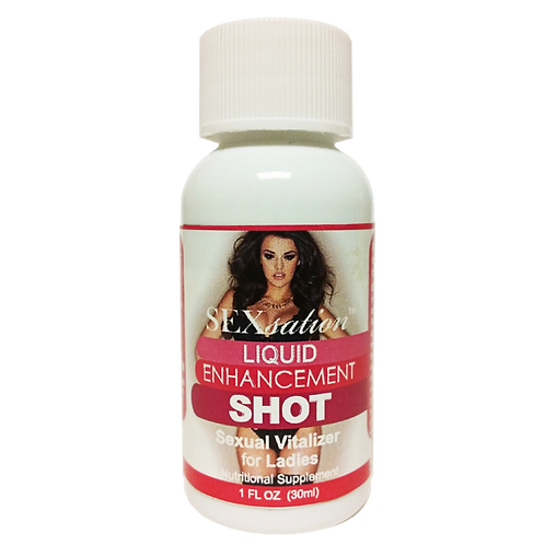 LIQUID SEXUAL VITALIZER FOR WOMEN-1 FL OZ.