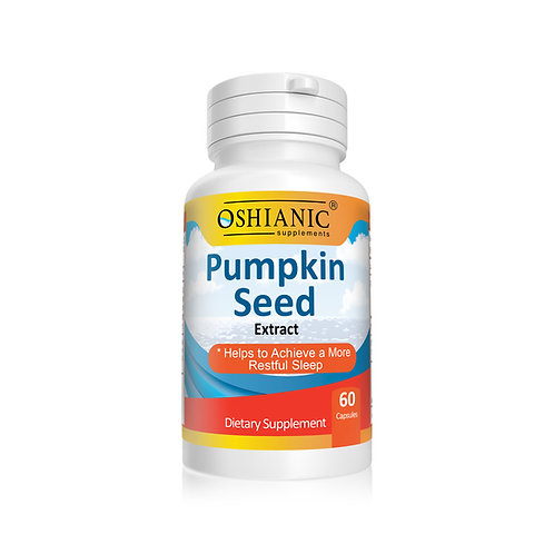 Pumpkin Seed Extract 60 ct