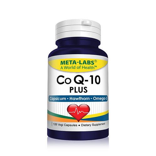 CO Q-10 PLUS (100 mg) -120, HAWTHORN, OMEGA-3, CO Q-10