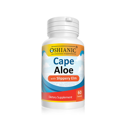Cape Aloe 60ct