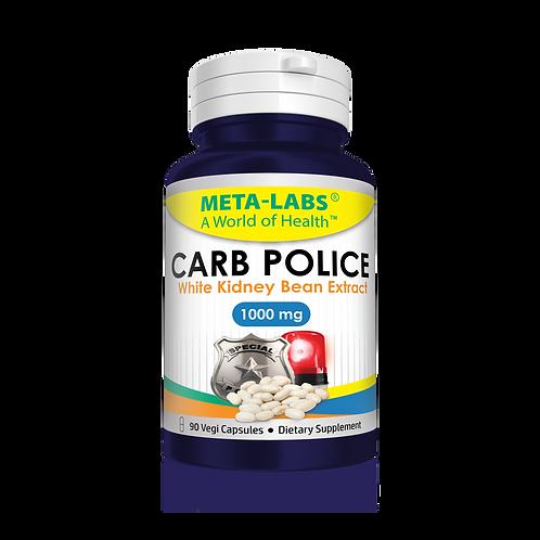 CARB POLICE 90 Vegi Capsules