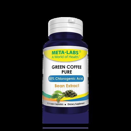 GREEN COFFEE PLUS 90 Vegi Capsules