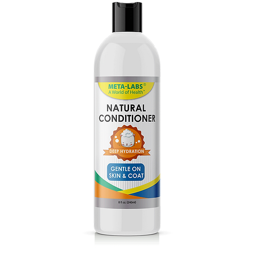 Natural Pet Conditioner  8 ounce.