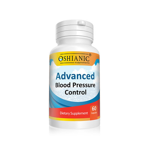 Advanced Blood Pressure Control 60ct