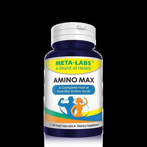 AMINO MAX MULTI AMINO ACIDS 120 Capsules