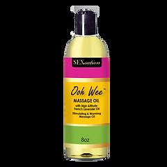 cannabis massage oil