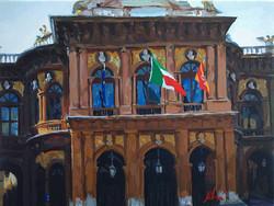 """ Catania es arte, Teatro Massimo"""