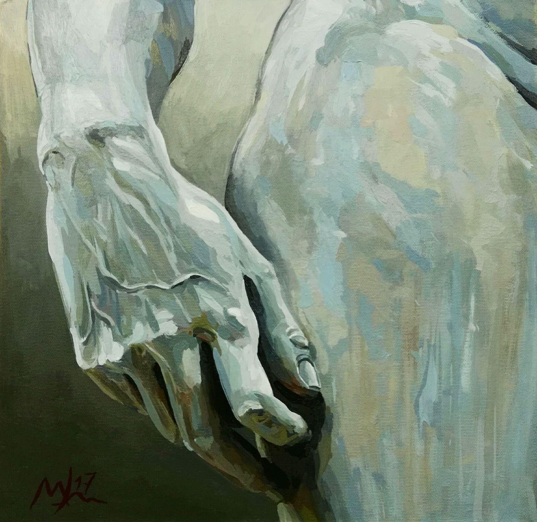 """""""La mano de David"""""""