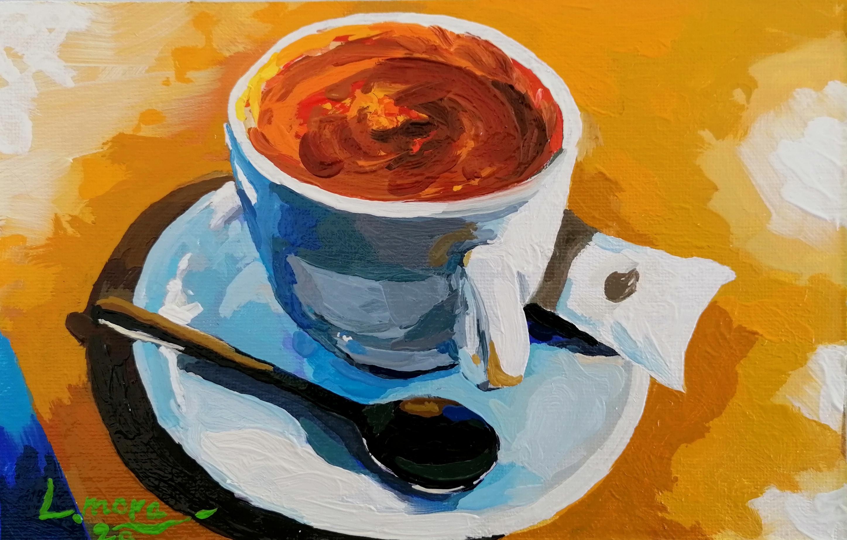 """""""Recuerdos de un café"""""""