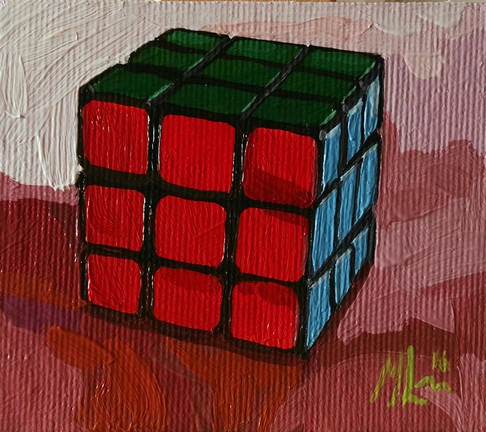 """""""MiniRubikBodegón"""""""