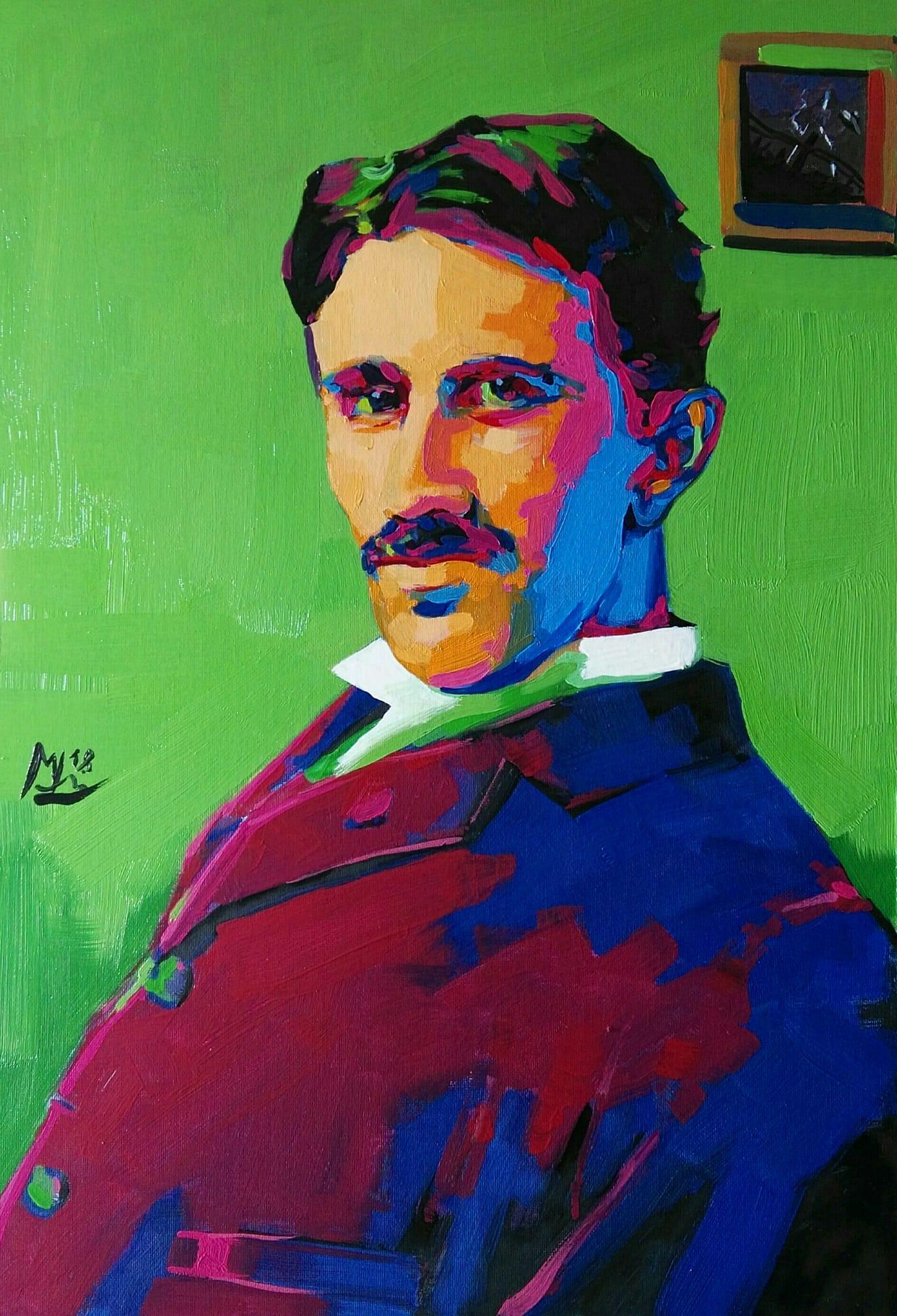 """""""Nikola Tesla, y más allá"""""""