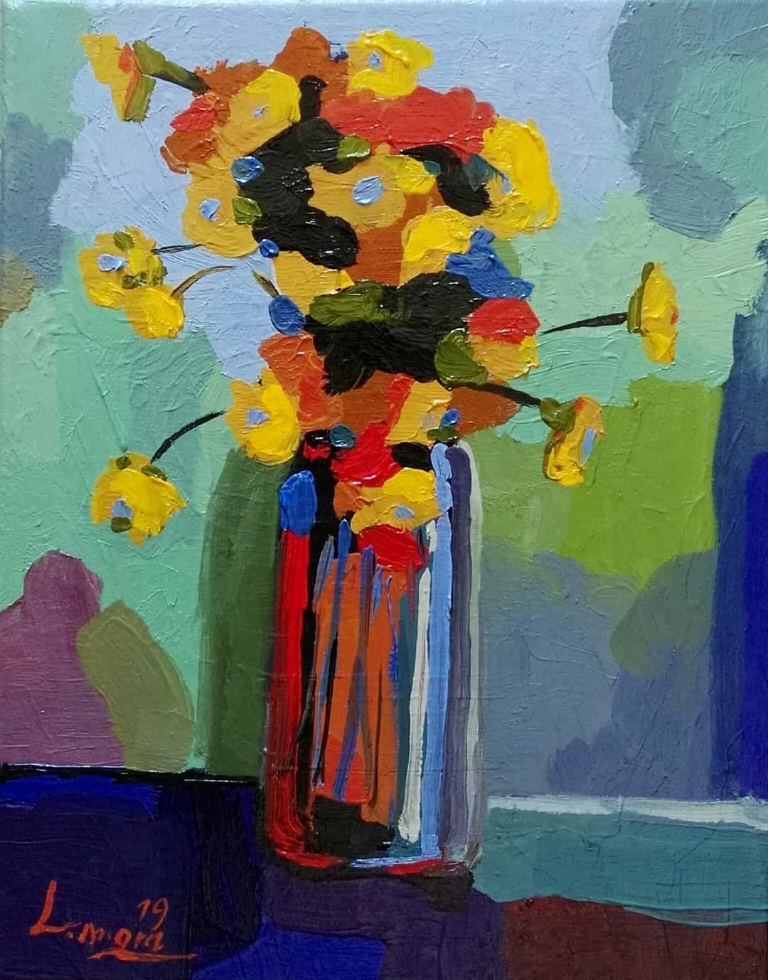 """""""Flores cada día"""""""