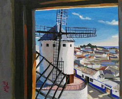 """Inside the Windmill"""