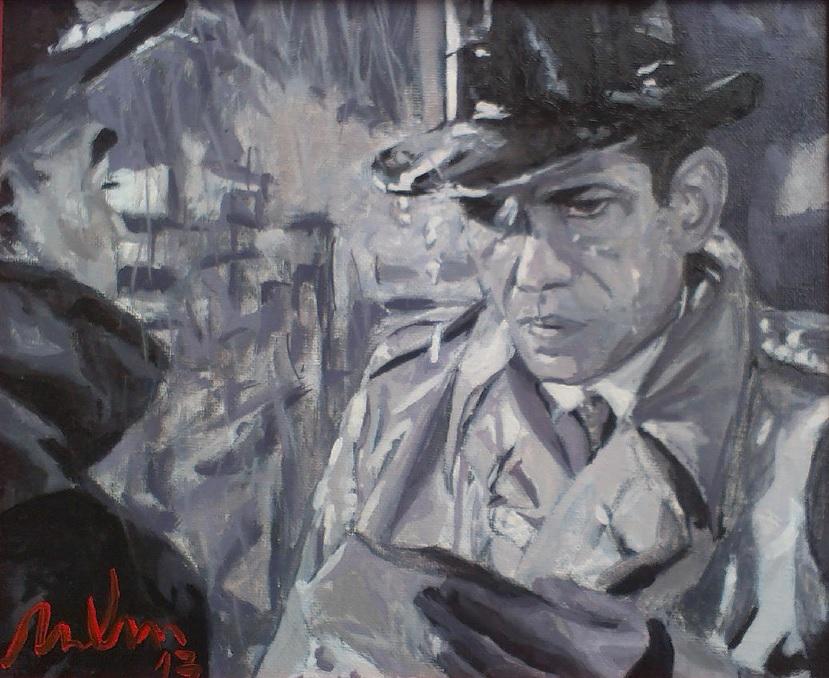 """""""Mal tiempo en Casablanca"""""""