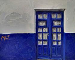 """""""Una puerta de Almagro"""""""