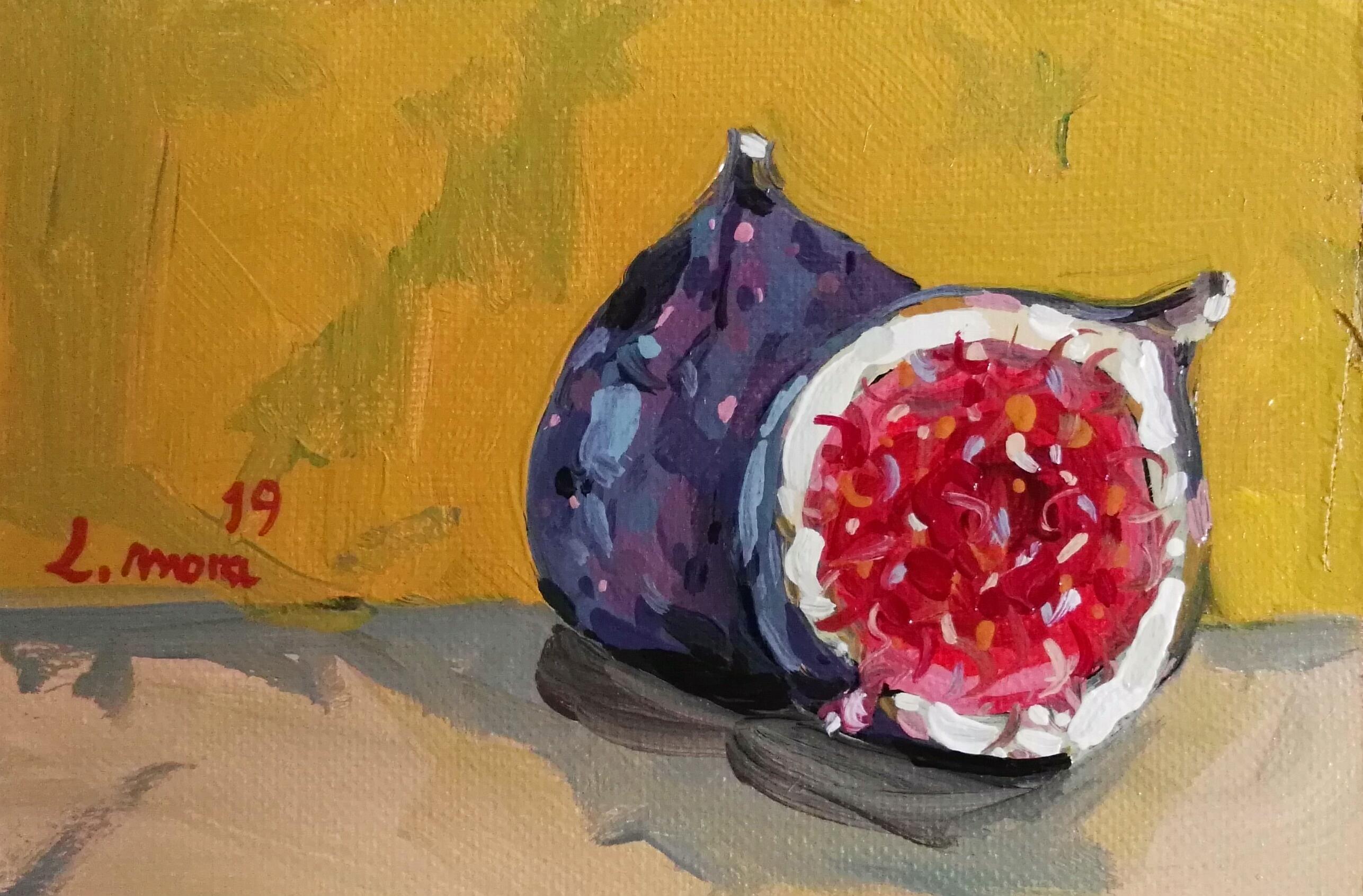 """""""Higo. Colección los Fruitis"""""""