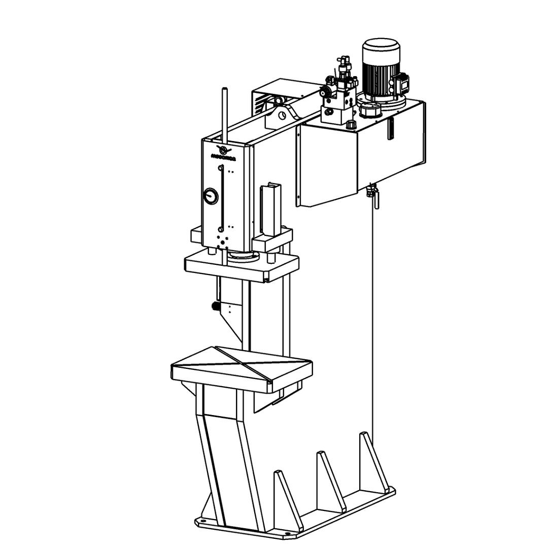 Mecamaq Model PCC PCM