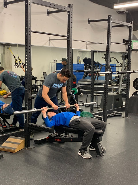 One Body Strength Club Athletic Training