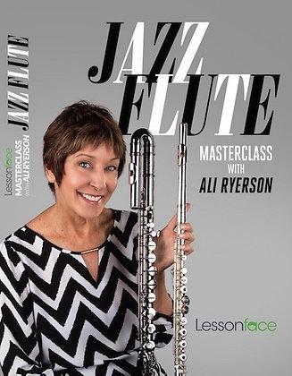 Jazz Flute Masterclass First Class USPS