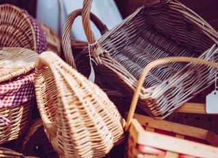 Bazaar Gift Baskets | Items Needed
