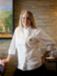Grill at Knob Hill Inn Executive Chef Sarah Janego