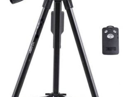 Mobile tripod with Bluetooth
