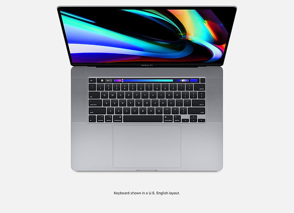 MacBook Pro 16-inch 1TB i9
