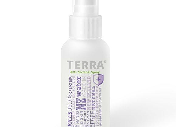 TERRA Anti-bacterial Spray 60ml