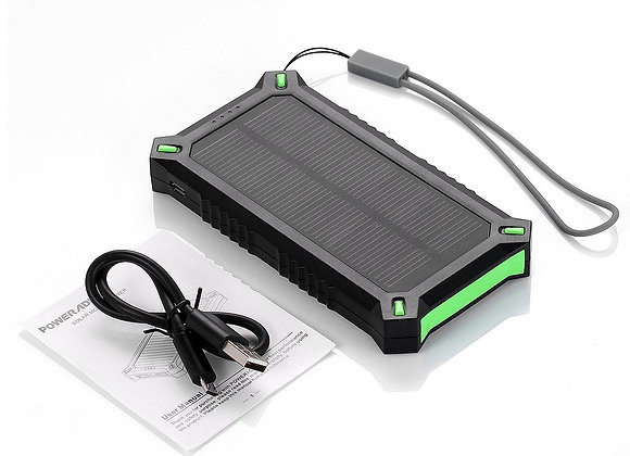 POWERADD Mobile Power APOLLO 3 8000mAh with Solar Panel