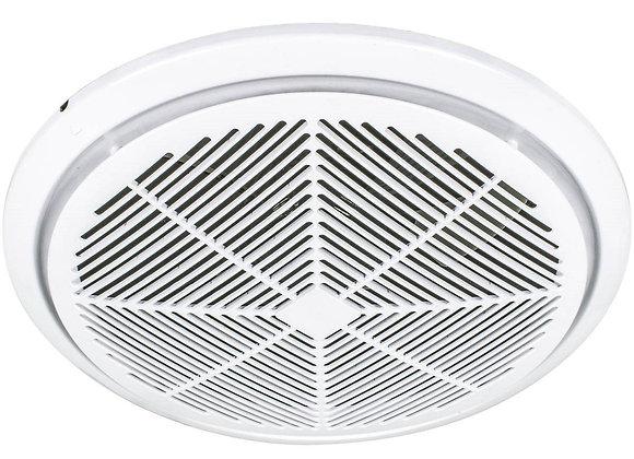Brilliant Whisper Small Exhaust Fan White - 18203/05