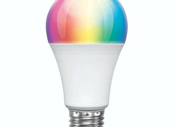 Brilliant Smart WiFi LED RGB Smart Light Bulb E27 800 Lumens 9W Dimmable